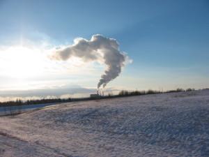Coal or Sun?  (Sundance coal-fired power plant)